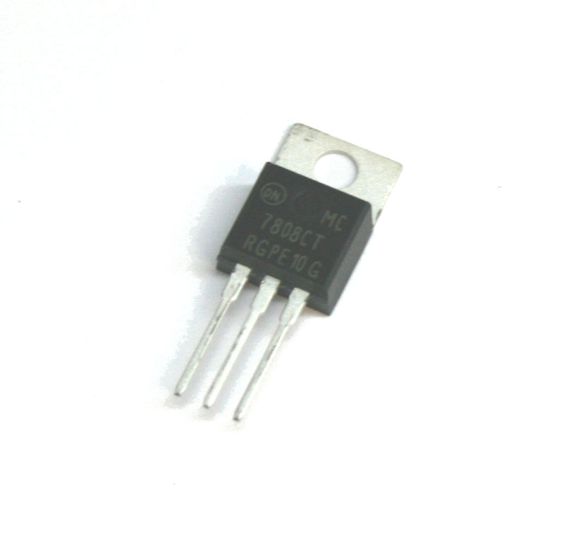 Voltage regulator, 7808