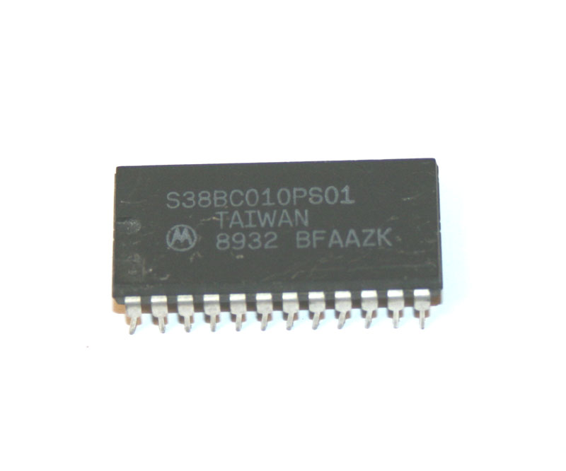 IC, S38BC010PS01 keyboard communication chip