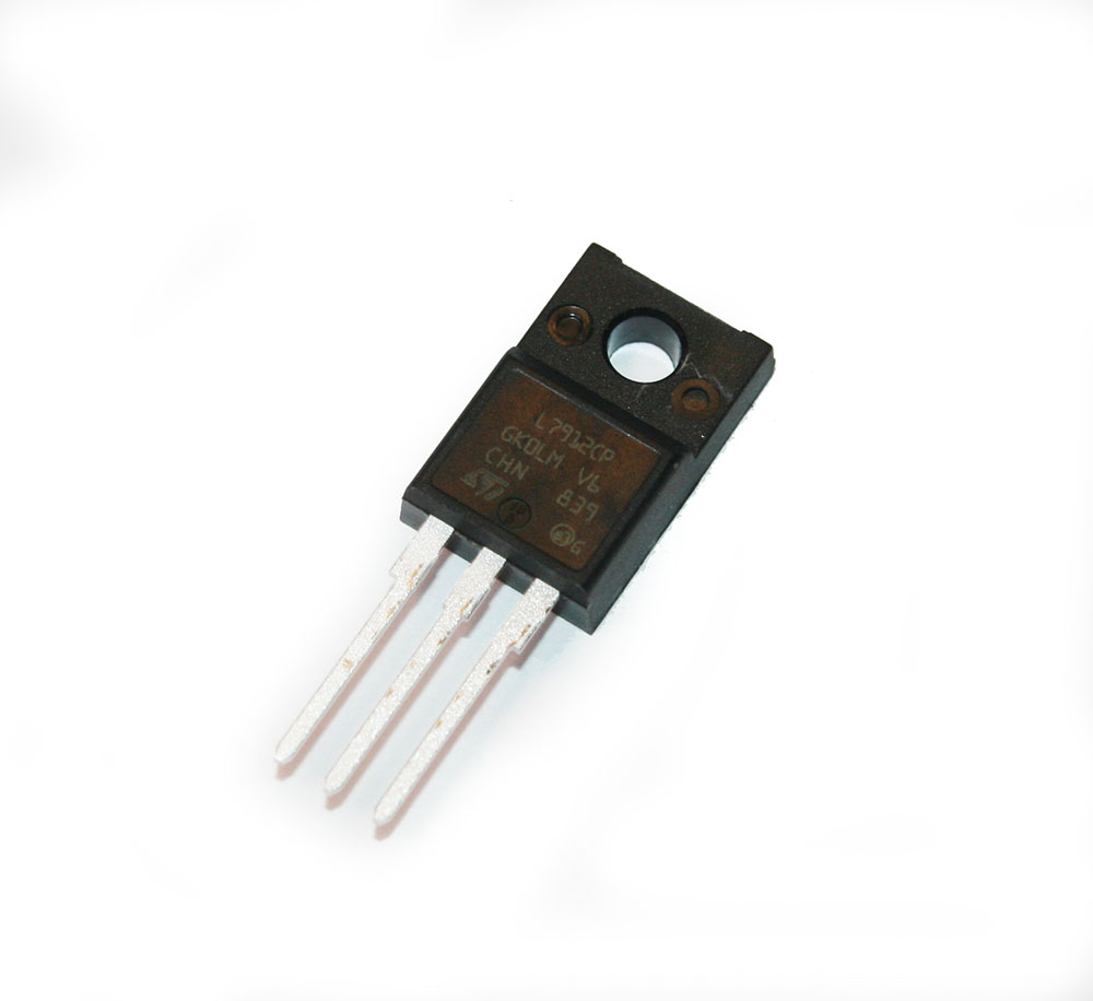 Voltage regulator, 7912CP