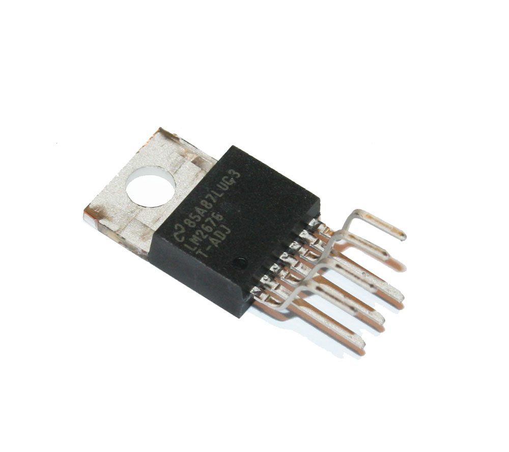 Voltage regulator, LM2676T