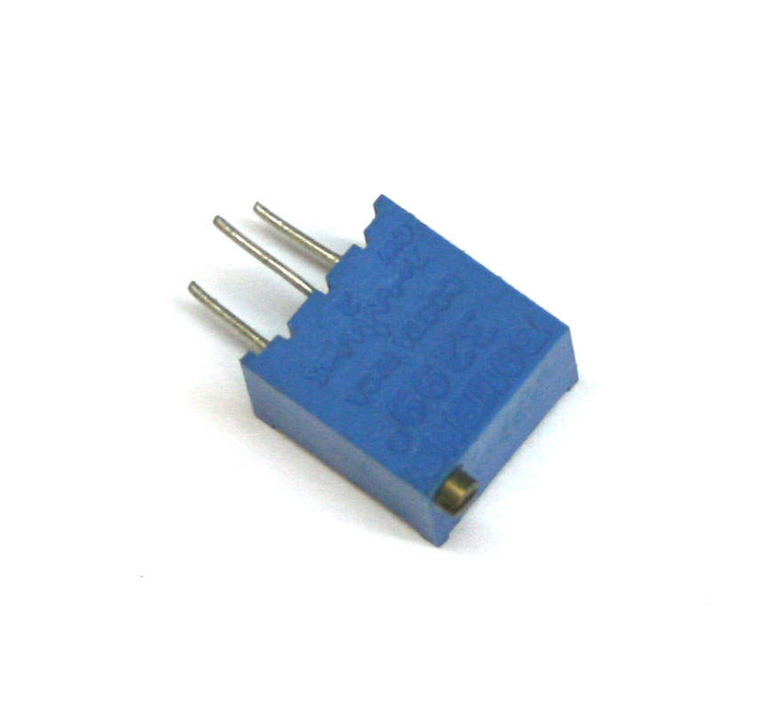 Trim potentiometer, 100KB