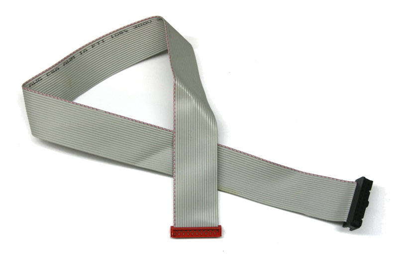 Ribbon cable, 17-inch