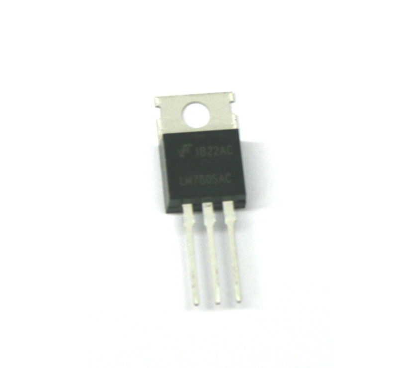 Voltage regulator, 7805