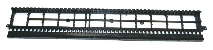 Keybed chassis, 49-note
