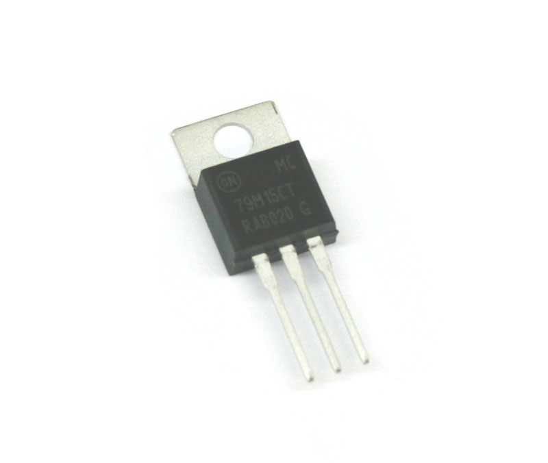 Voltage regulator, 79M15
