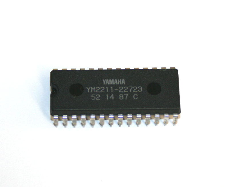 IC, YM2211 ROM chip