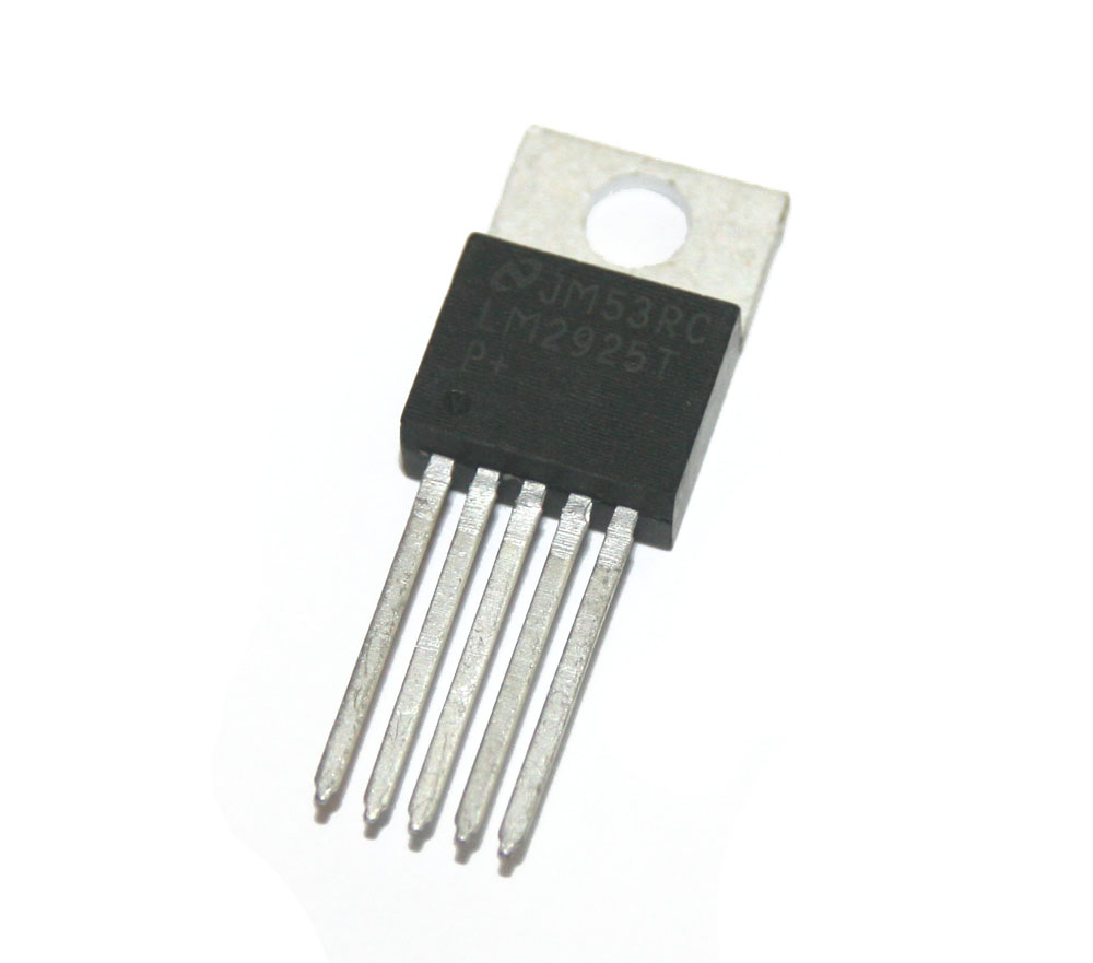 Voltage regulator, LM2925T
