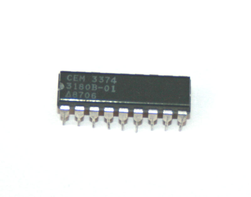 IC, CEM3374 VCO chip