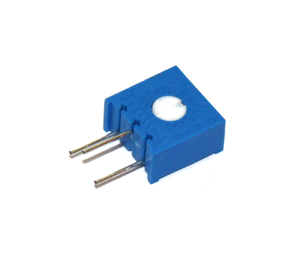 Trim potentiometer, 500 ohms
