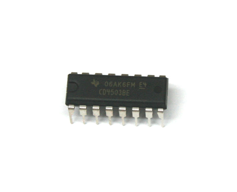 IC, 4503 tri-state hex buffer