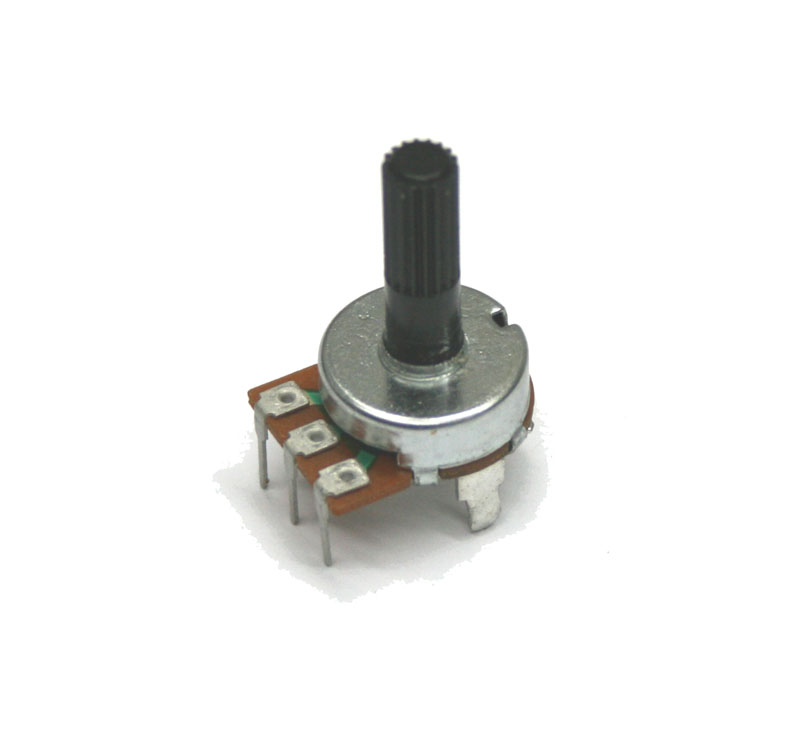 Potentiometer, 1MA rotary