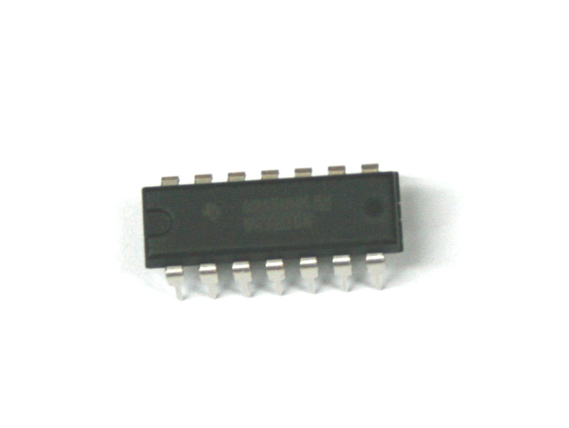 IC, 723 linear regulator