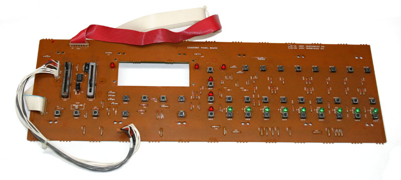 Panel board, Roland D10