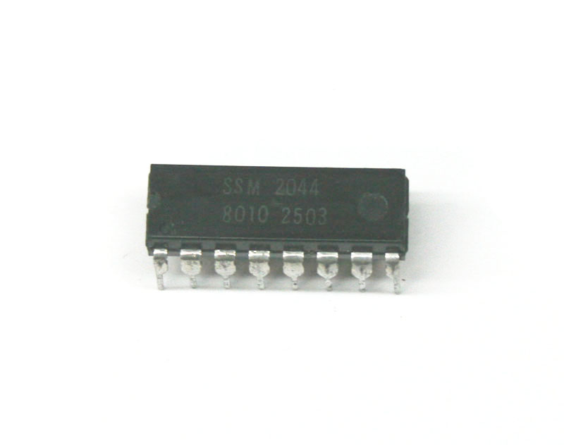 IC, SSM2044 filter chip