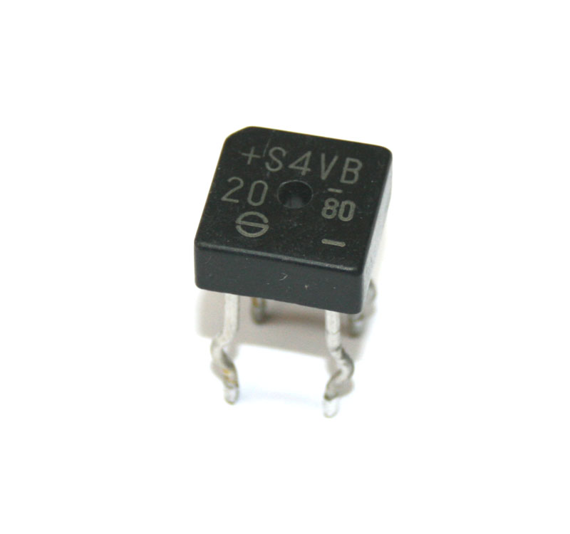 Bridge rectifier, S4VB20