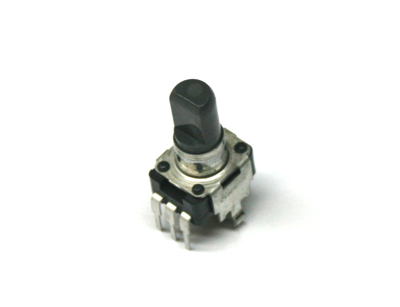 Potentiometer, 50KB rotary with center detent