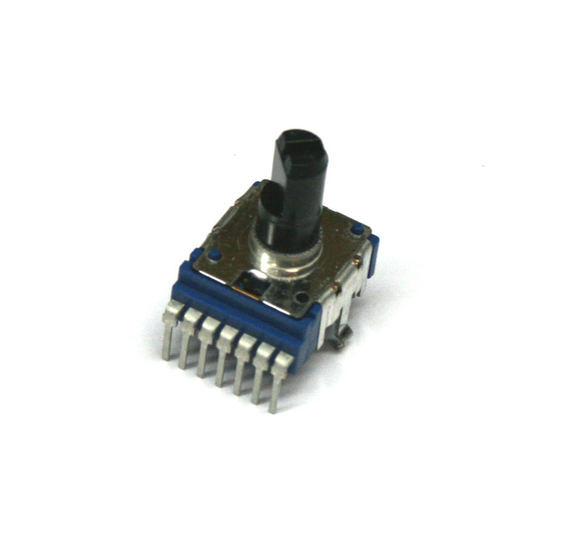 Potentiometer, 10KBx2 rotary