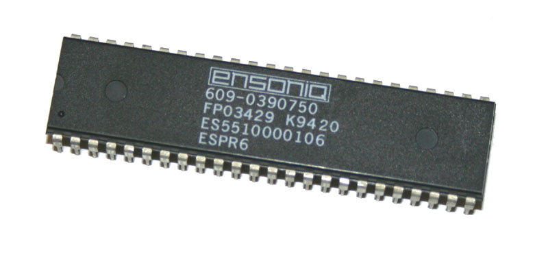 IC, ES510000106 Ensoniq ESP chip