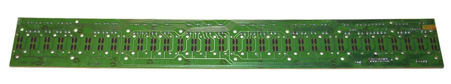 Key contact board, 32-note (Low)