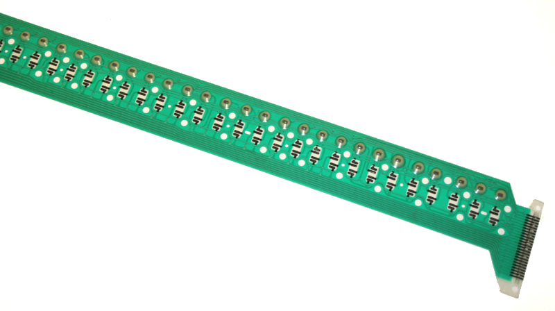 Keyboard contact strip, Roland