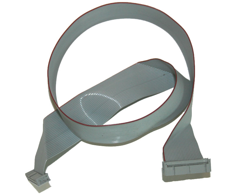 Ribbon cable, 24-inch, 26-pin