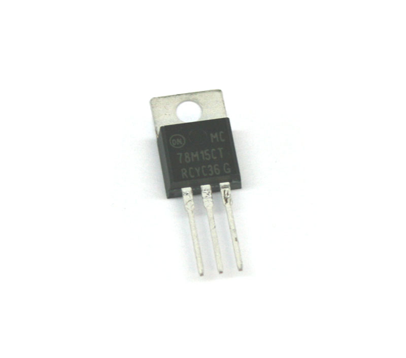 Voltage regulator, 78M15