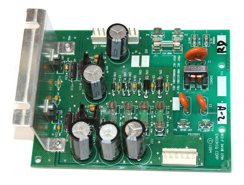 Power supply board, Ensoniq