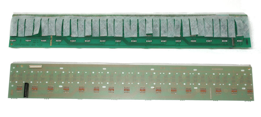Keyboard contact board, 32-note, Roland