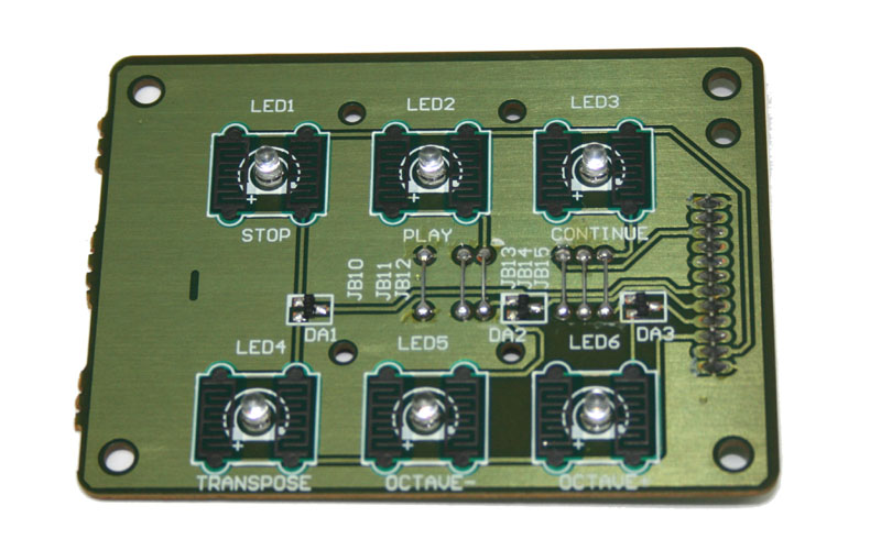 Panel board, small, Edirol