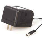 Power adapter, 9VDC, 1000mA