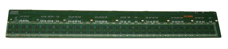 Keyboard contact board, 32-note (High)