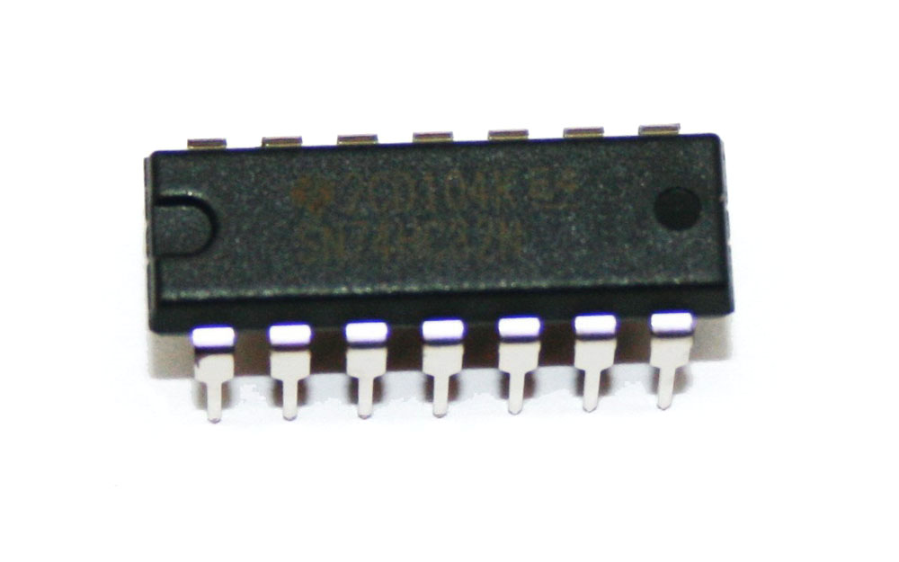IC, 74HC32 quad logic gate