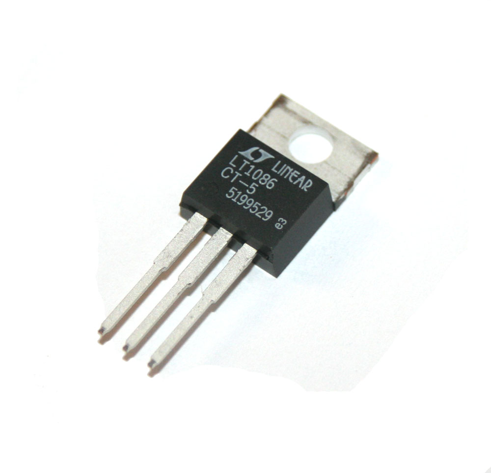 Voltage regulator, LT1086