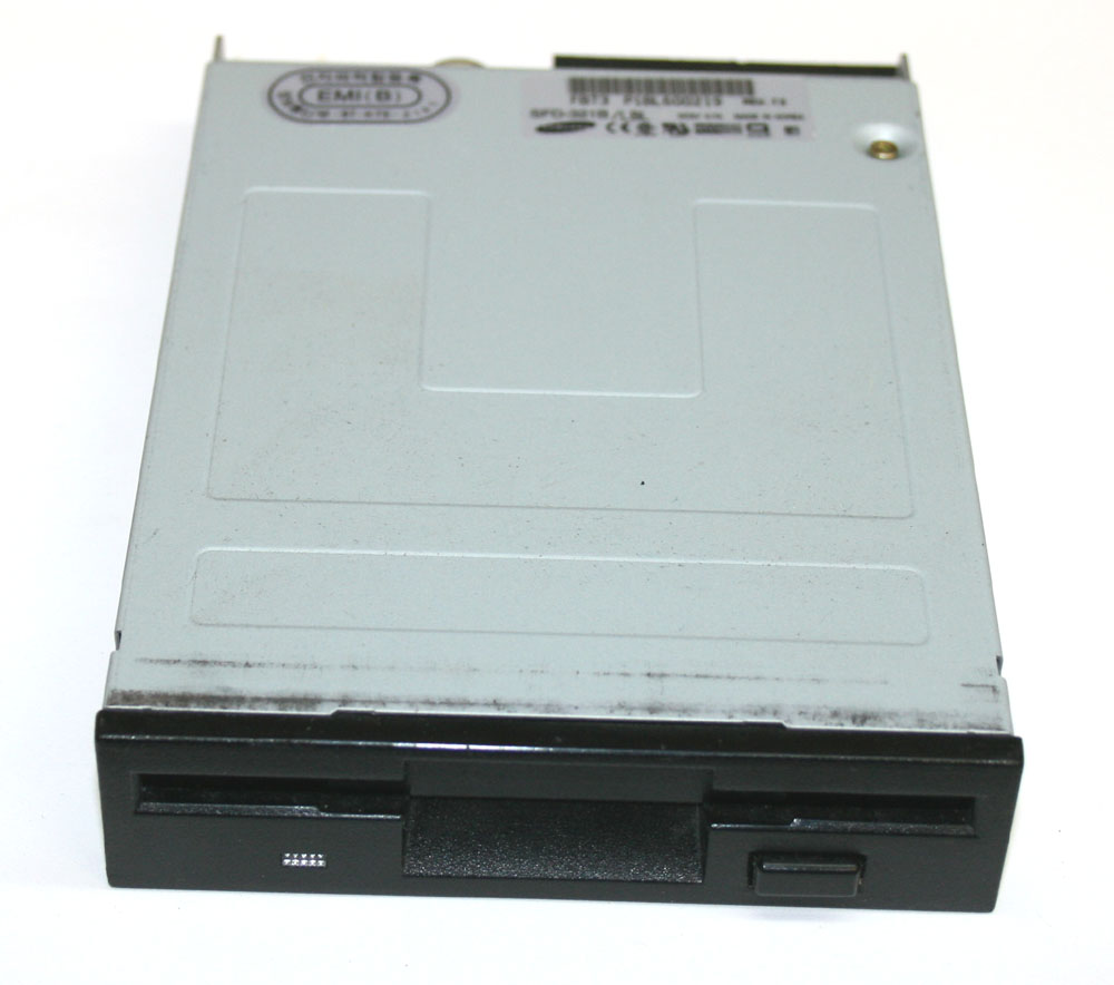 Floppy disk drive, 3.5-inch