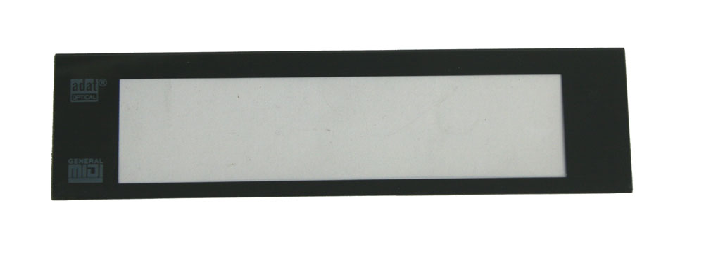 Display bezel, Alesis