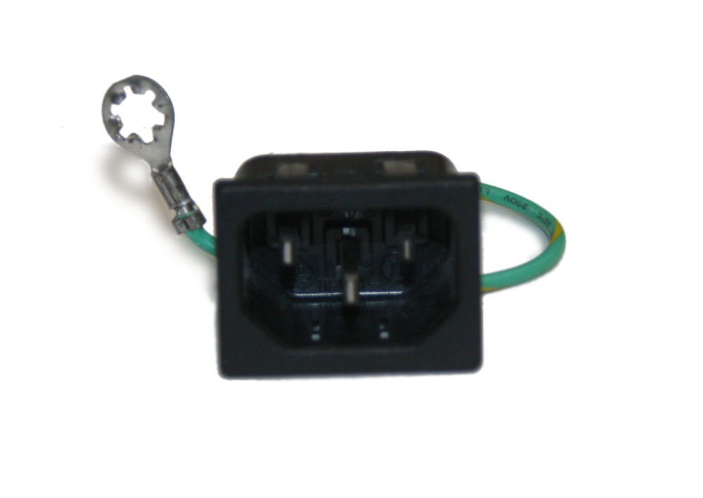 AC power inlet assembly, Alesis