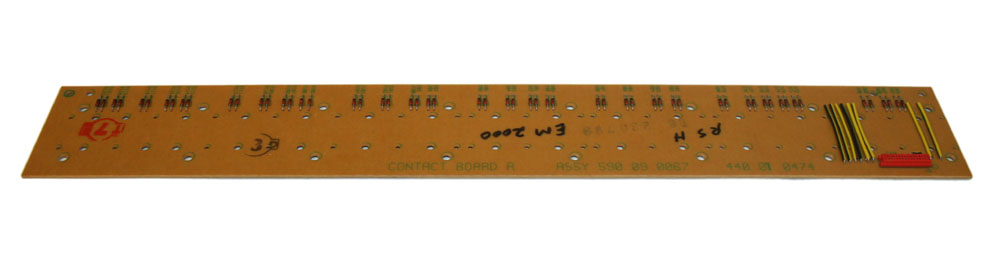 Key contact board, 29-note (High)