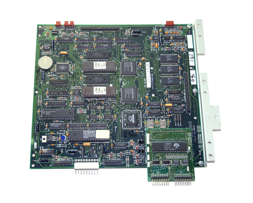 Main board assembly, Ensoniq