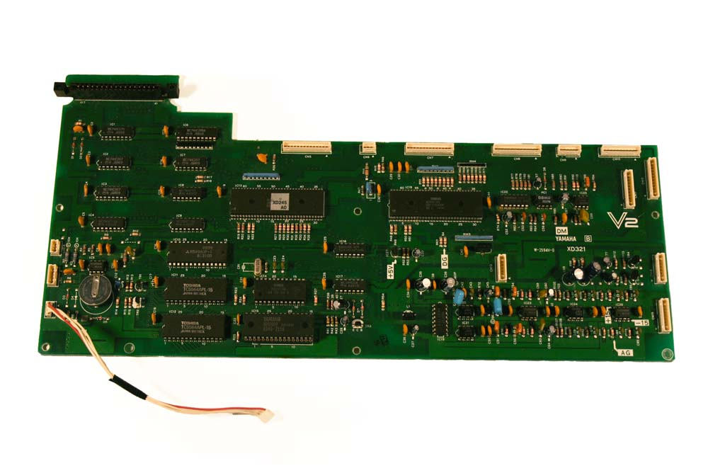 Main Board, Yamaha DX11