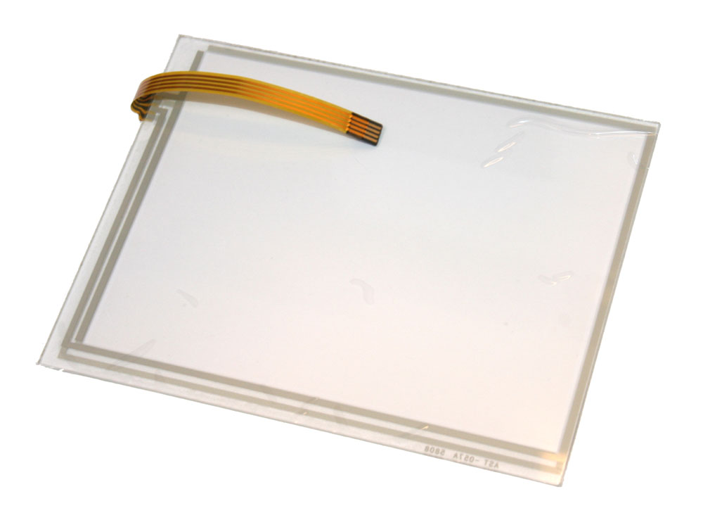 Touch screen, for LCD display