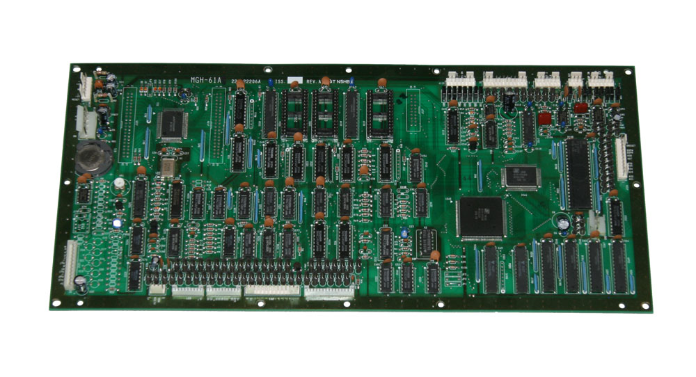 Main board, Hammond