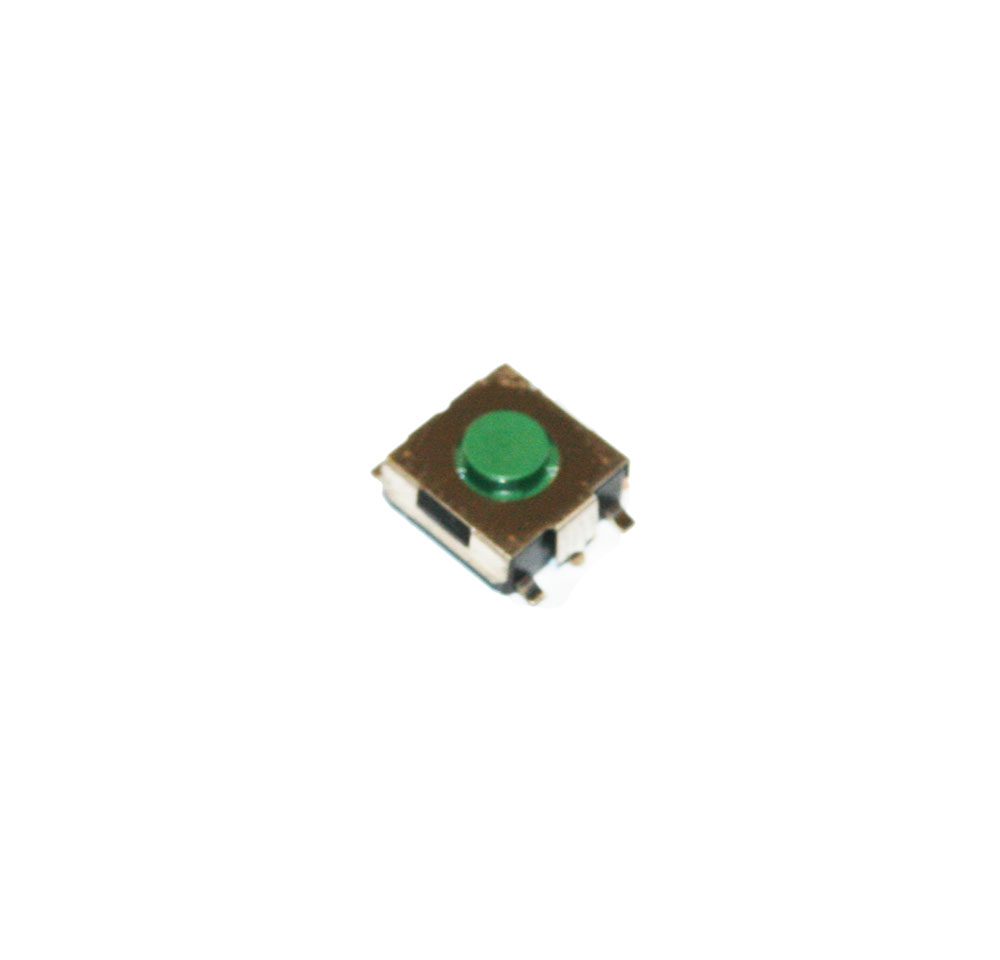 Pushbutton tact switch, 3.1mm, 4-pin
