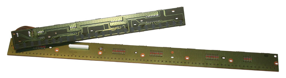 Key contact boards, Kawai