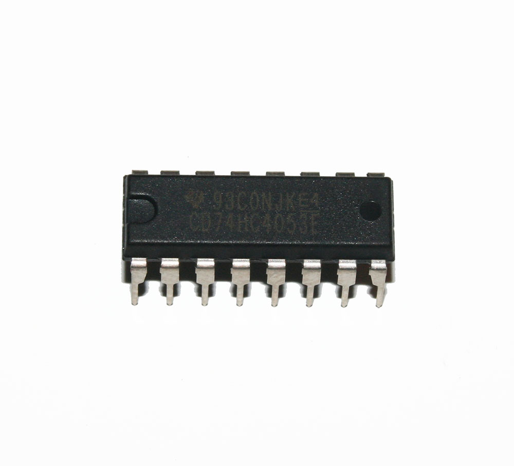 IC, 74HC4053 multiplexer switch