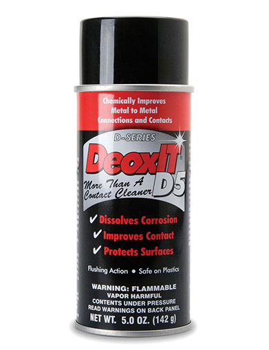 Caig DeoxIt D5 Contact Cleaner