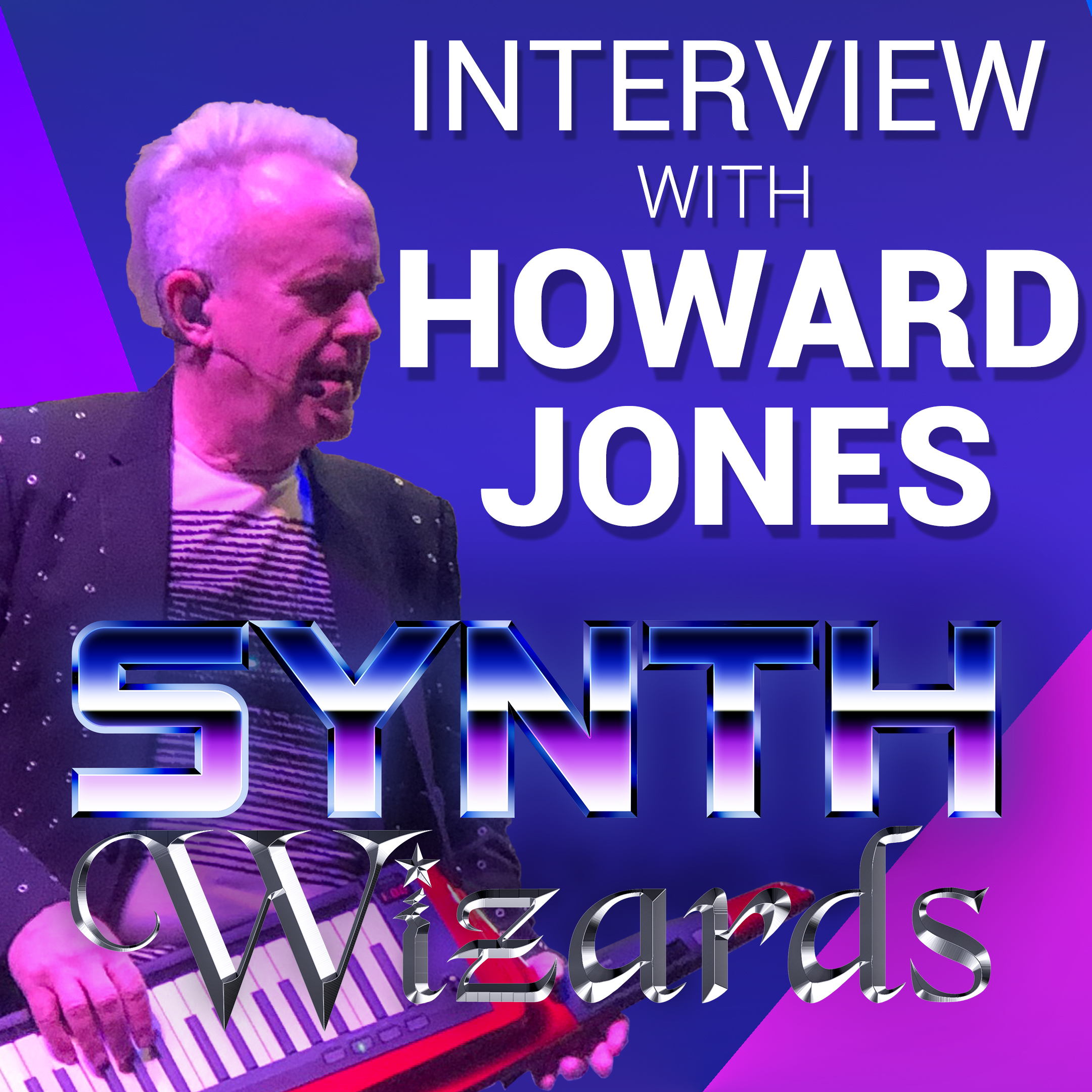 Synth Wizards Interviews: Howard Jones