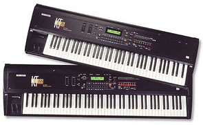 Ensoniq KT Keyboards