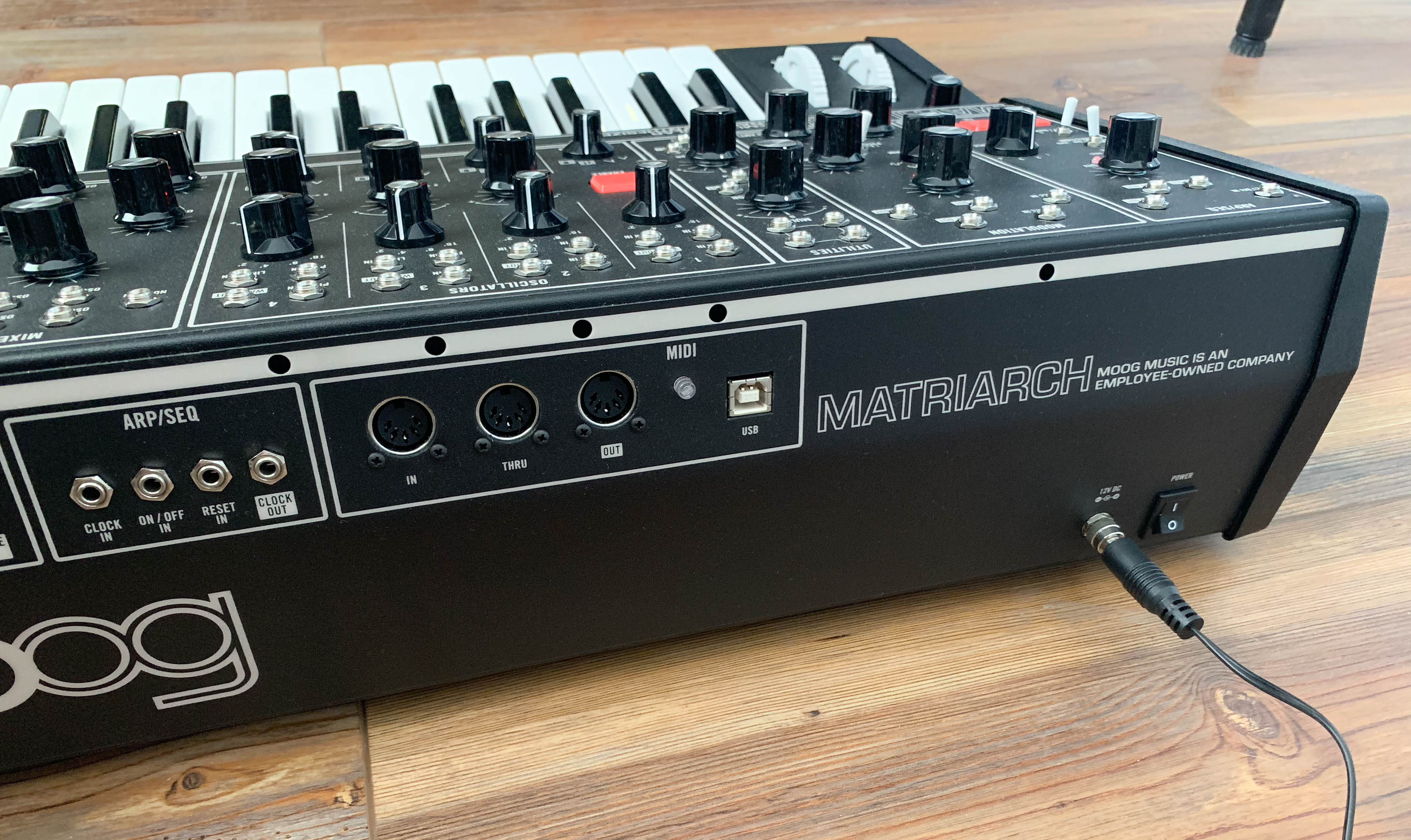 Moog Matriarch Dark
