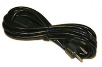 Power cord, European plug