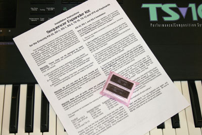 Ensoniq Sequencer Expander Kit